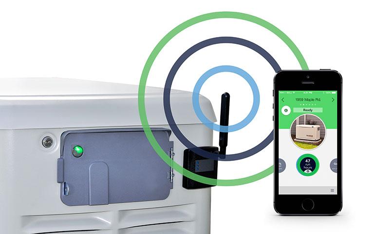 Generac Ecogen Mobile Link Capabilities